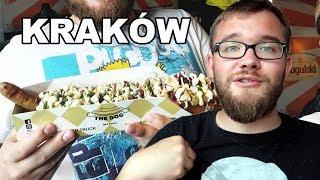 Gdzie WARTO zjeść w Krakowie?   GASTRO VLOG #114