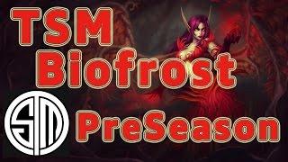 TSM Biofrost Morgana Support vs Blitzcrank Patch 6.22