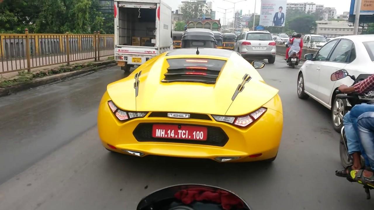 Super Car Dc Avanti In India Mumbai Hd Youtube