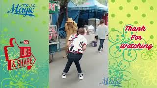 TROLL đường phố, Không thể nhịn cười😱P4【Street Troll, can't stop laughing P4】