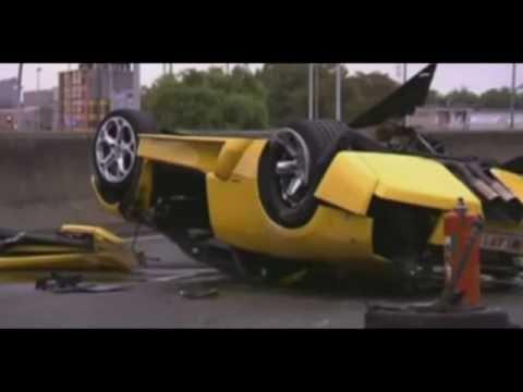 самые дорогие аварии в мире (дорогие авто) фото отчёт