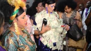 Abdoulahy Keita maraine new york 30 11 2014 USA 2