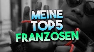 Französische Songs (22.04.2017) - MEINE Top 5