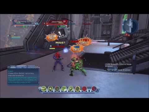 DCUO Partyking Vs Jason Peter