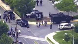 5 Dead In Shooting At Capital Gazette Newspaper In Annapolis