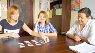Работа по карточкам на уроках английского языка (учителям).