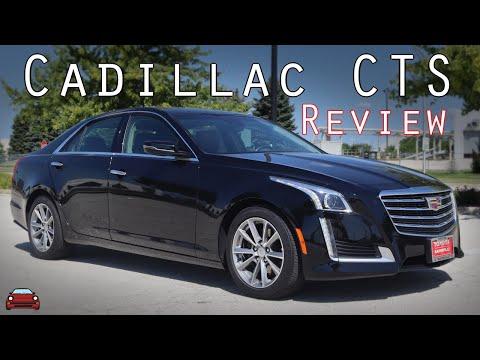 2019 Cadillac CTS Review