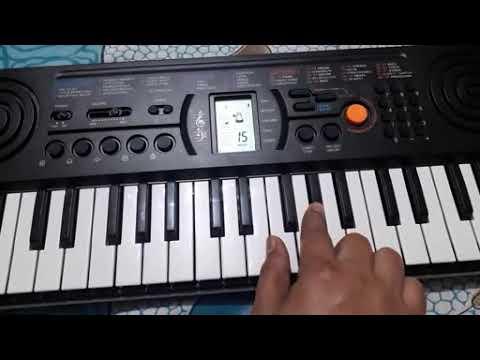 Dena Huya Kholi Ka Ganesha He. On Piano Or Harmonium