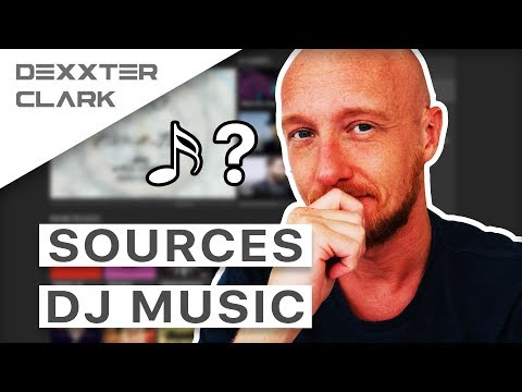 Where and how to get your DJ music? download? youtube? beatport? Mp3