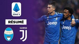 VIDEO: Serie A : La Juve fait le boulot avant Lyon