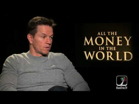 What would Mark Wahlberg do with ALL THE MONEY IN THE WORLD 🌍 ?