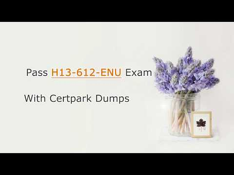 [100% PASS] Huawer HCNA-Storage H13-612-ENU Questions and Answers   Certpark