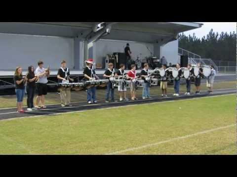Creekside High School Drumline 2011-2012