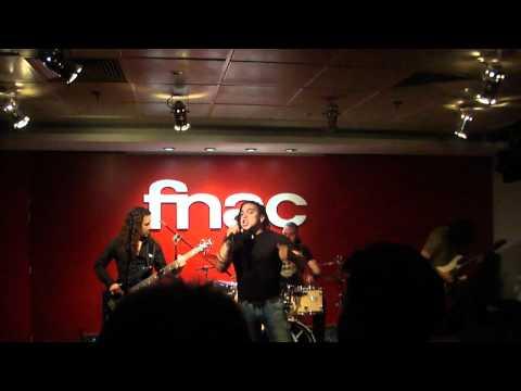Saratoga Hasta el dia mas oscuro Fnac Callao 7/05/2012