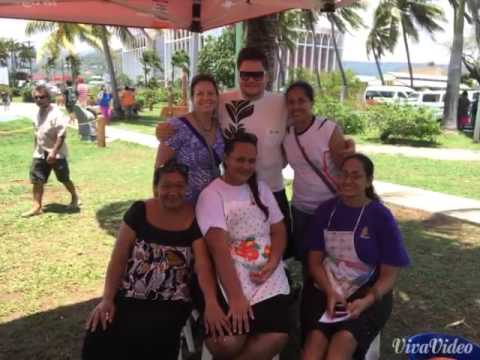 Samoa Ministry of Health- Nutrition  @ WORLDFOOD DAY 2015