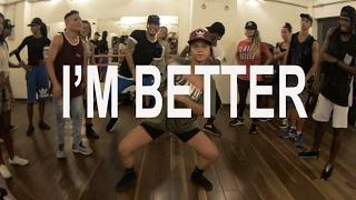 Missy Elliott - I'm Better ft Lamb - Cleiton Oliveira Choreography @MissyElliott