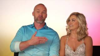 Lindsay Arnold & David Ross Soundbite
