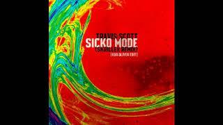 Travis Scott - Sicko Mode (Skrillex Remix) [Kyo Oliver Edit] Video