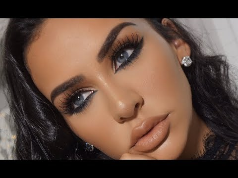 REVERSE SMOKEY EYE MAKEUP TUTORIAL