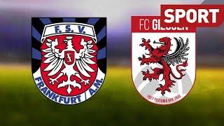 Fsv frankfurt empfängt den fc giessen in der fußball-regionalliga südwest. sehen sie hier die zusammenfassung des spiels - mit allen...