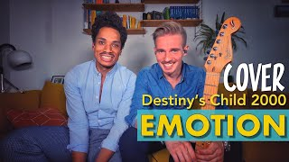 Emotion (Destiny's Child 2000) Cover played by Gregg & Sebb