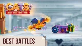 C.A.T.S. — Best Battles #100