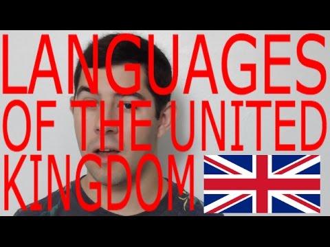 Languages Of The UNITED KINGDOM! (Languages Of The World Episode 2)