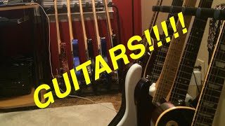 Our Guitar Collection ( 2015)