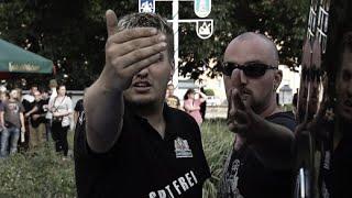 Geburtstagstorte mit Hakenkreuz: Exklusive Einblicke in das Innenleben der Freitaler Terrorzelle