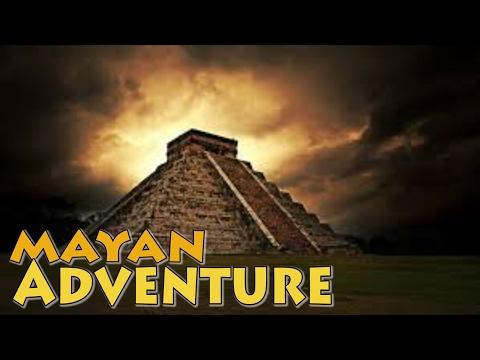 Mayan Adventure: CHICHEN ITZA, COBA and TULUM Mexico 4K