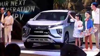 Peluncuran / Launching MPV Mitsubishi Expander (XM Concept) - Fairmont Hotel Jakarta Indonesia