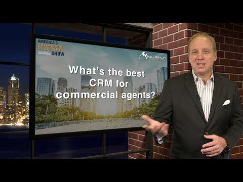 What is the Best CRM for Commercial Agents?