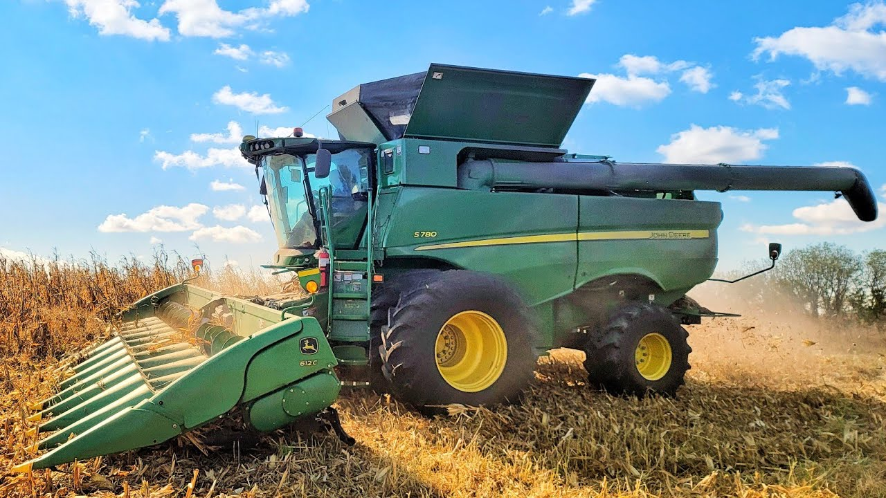 Never Park a Tractor behind the Combine