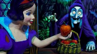The Snow White's Scary Adventures Ride at Walt Disney World (WDW) thumbnail