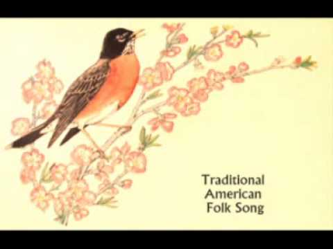 A Robin Sat in a Cherry Tree -- Sung by Ivan Ulz