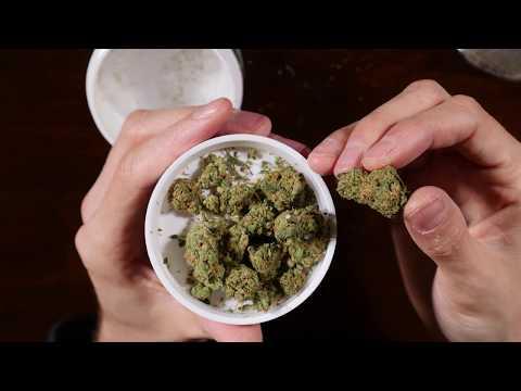 "NSLC Cannabis Day 1 UNBOXING: Namaste ""Ultra Sour"" Sativa"