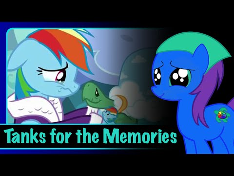 My Little Pony FIM Reviews: Tanks for the Memories AKA The One where No Pet Actually Dies