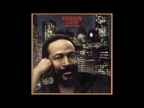 Marvin Gaye - Midnight Love (Side Two) - 1982 - 33 RPM