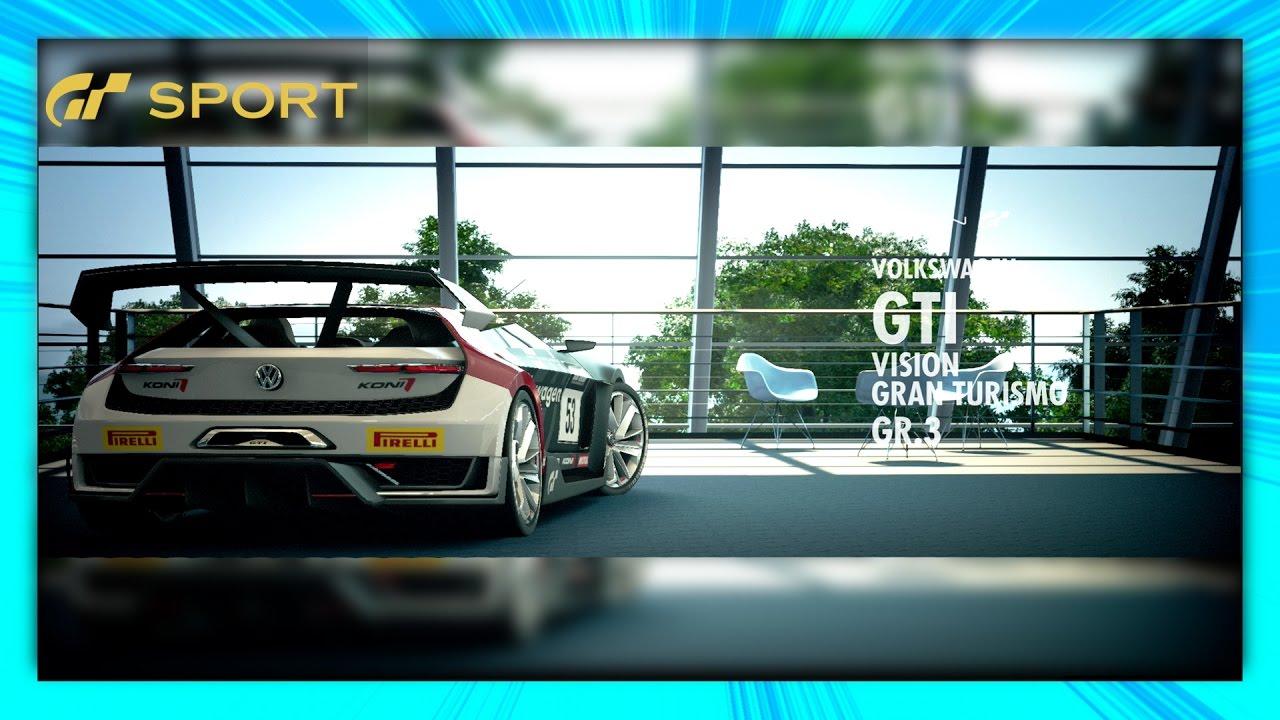 gran turismo sport beta single race brands hatch grand prix volkswagen vgt youtube. Black Bedroom Furniture Sets. Home Design Ideas