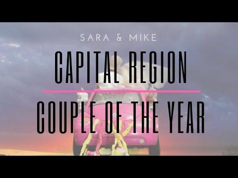 Mazzone Hospitality Capital Region Couple of the Year   Sara & Mike