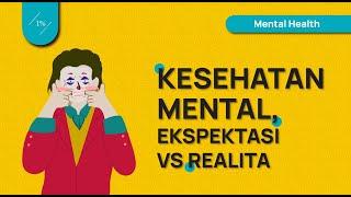Bagaimana Mengenali Stres di Tempat Kerja? Video rekaman dari acara Ruang Keluarga DAAI TV, tayang 2.
