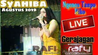 SYAHIBA NGENES TANPO RIKO KOPLO LIVE  GERAJAGAN  ||  Terbaru Agustus 2019 || Syahiba Banyuwangi