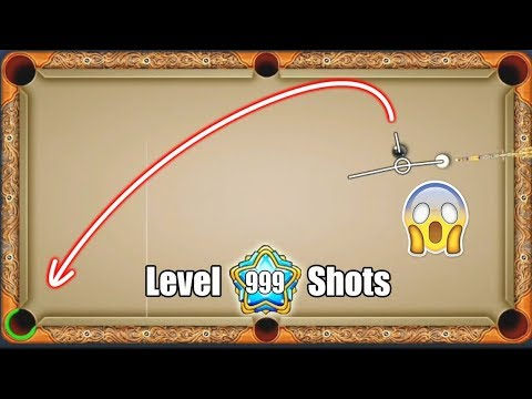 8 Ball Pool - Level 999 Shots Vs Sandra