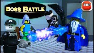 Roblox Boss Battles (Lego Animation)