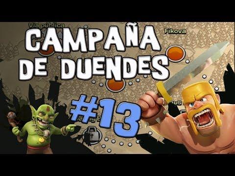 M de Mortero | Campaña de Duendes #13 | Clash of Clans [Español]