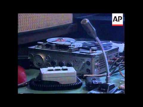 Bosnia - Radio From Bihac Area Reports Fighting