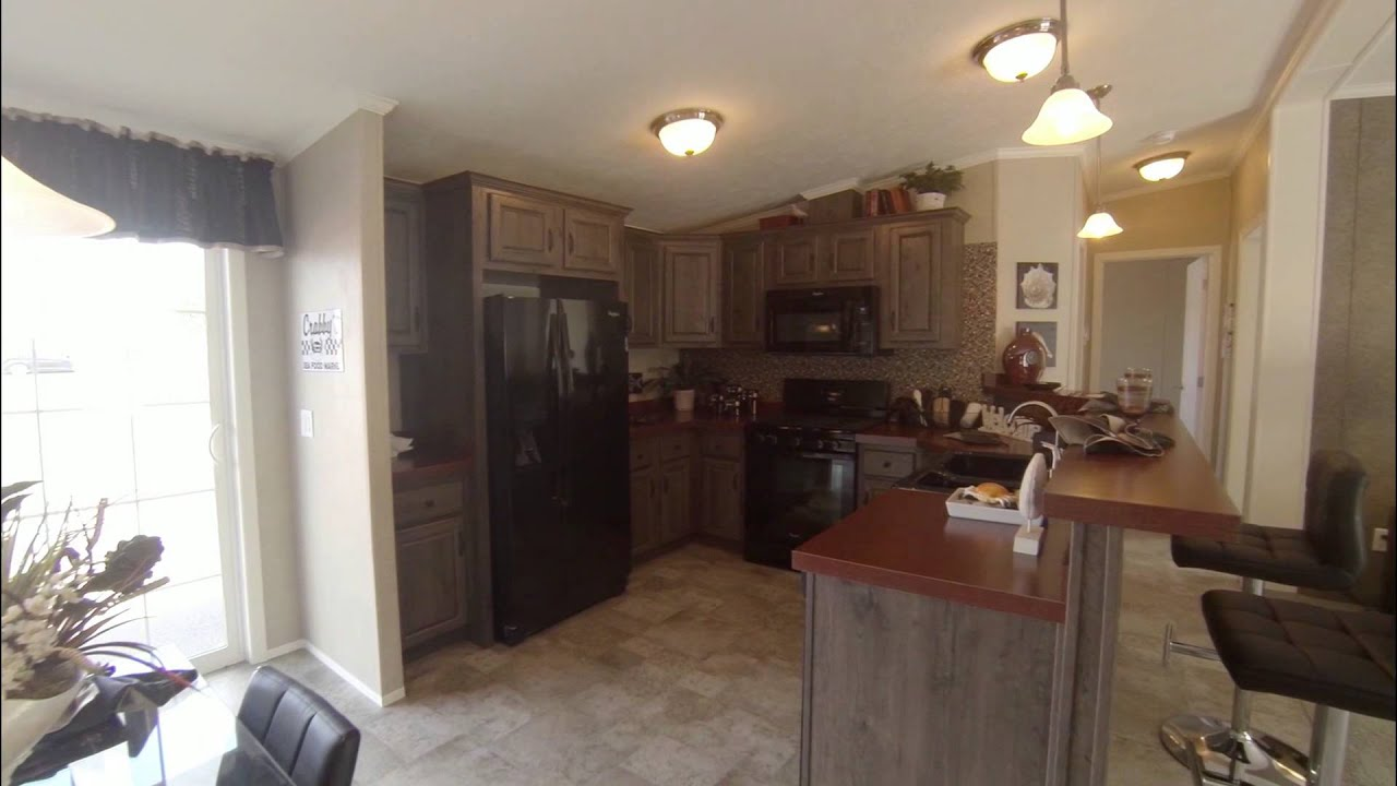 Titan Mobile Homes >> The Skaneateles 602 - Manufactured Homes by Titan Homes of New York - YouTube