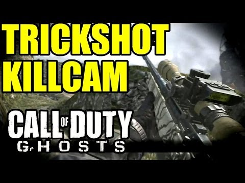 Play COD GHOSTS TRICKSHOT KILLCAM