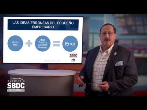 Florida SBDC Network Video de Entrenamiento: Acceso al Capital