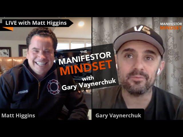 The Manifestor Mindset with Gary Vaynerchuk